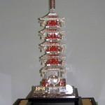 メノウ五重塔